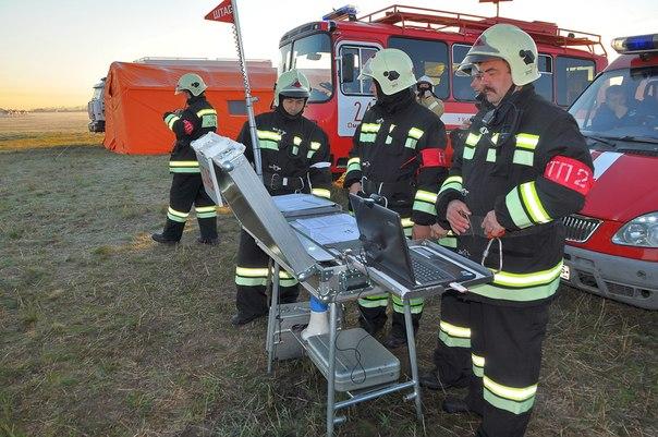 Руководитель тушения пожара wiki fire org РТП 2 в составе оперативного штаба<br > пожаротушения